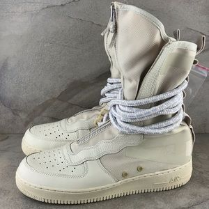 Nike SF Air Force 1 High Boots Size 11 NWOB